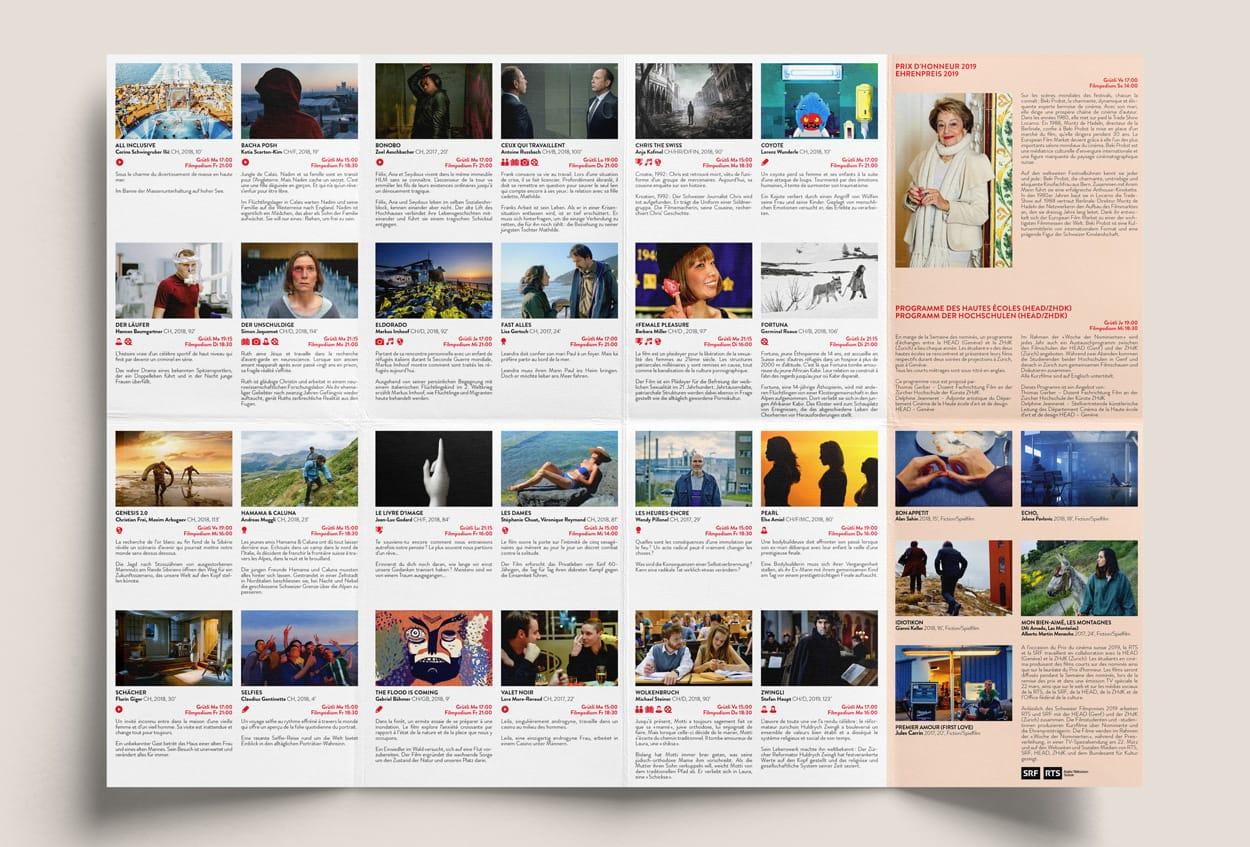 Prix du Cinéma Suisse 2021. Schweizer Filmpreis 2019