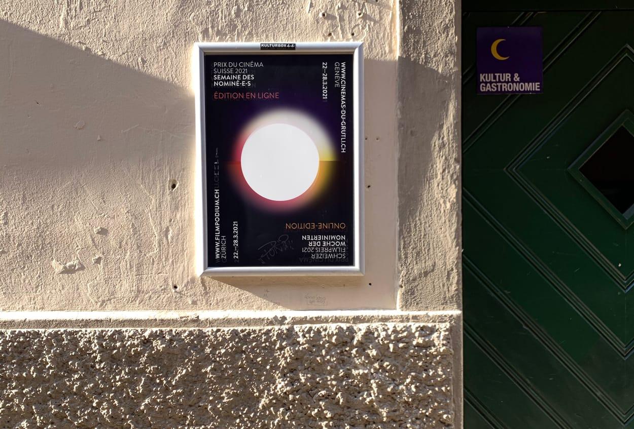 Prix du Cinéma Suisse 2021. Schweizer Filmpreis 2021