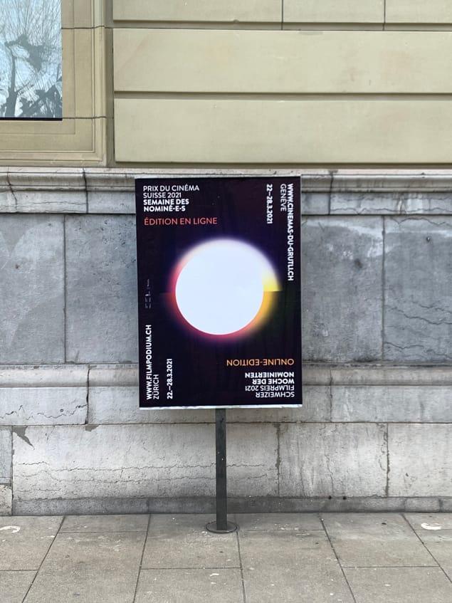 Prix du Cinéma Suisse 2021. semaine des nominés, Schweizer Filmpreis 2021, woche der nominierten
